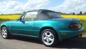 Mazda MX5 (Ltd edition)