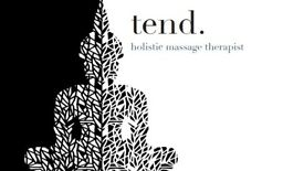 tend. Holistic Massage Therapist