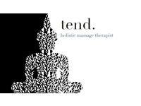 tend. Holistic Massage Therapist