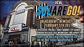 Insane Championship Wrestling - Square Go!