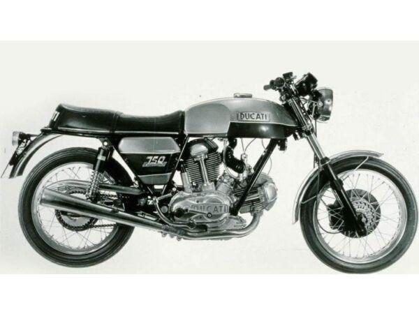 1972 Ducati