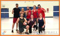 Play Recreational Volleyball with FCSSC this Fall!