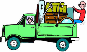You load it, and I move it! Moving services