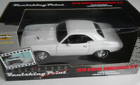 1970 Dodge Challenger Vanishing Point Diecast American Muscle