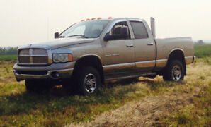 Need Gone-Dodge Laramie 3500
