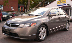 2007 Honda Civic***5speed***in excellent condition MUST BE SEEN