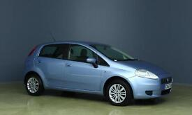 2007 Fiat Grande Punto 1.4 Eleganza automatic low miles