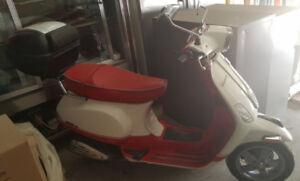 VESPA 150SS moto 2011