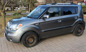 2010 Kia Soul 2u Sedan - One Owner