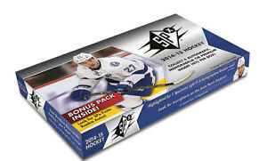 2014-15 Upper Deck SPx Hockey Cards Hobby Box Kitchener / Waterloo Kitchener Area image 1