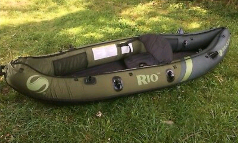 1 Posto Kayak Sevylor Rio