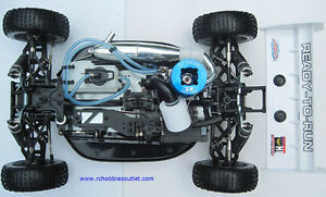 New RC Buggy/Car Nitro Gas 3.5cc Engine 1/8 Scale 4WD 2.4G Kitchener / Waterloo Kitchener Area image 5