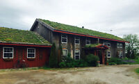 Charming Homestead/HobbyFarm in the countryside of SW Ontario