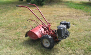 Looking for a rototiller