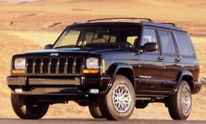 looking for  a older jeep cherokee