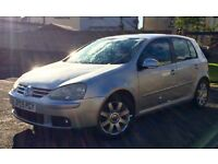 2005 Volkswagen Golf GTTDI Long MOT