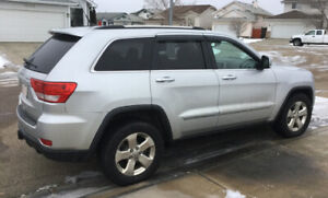 2011 JEEP GRAND CHEROKEE LIMITED 152,282 kms NEW TIRES BATTERY