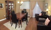 Newly renovated 2 bedroom townhouse for rent