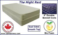 NEW DOUBLE MATTRESS! Large Selection! Visit A&A Mattress Today!