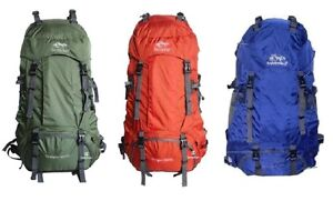 New 60L Hydration Backpacker Travel Hiking Pack Camping Bag
