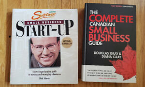 Business Start Up Books