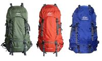 New  60L Hydration Backpack Camping Luggage Hiking Pack