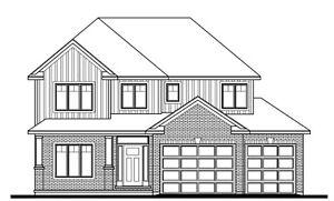 Lot 12 Balmoral Lane Thamesford, Brand New Home!