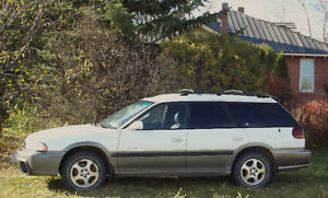 1997 Subaru Outback Limited SUV, Crossover