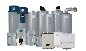 Rental Hot Water Heaters...First 3 Months FREE