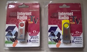 USB Worldwide Internet Radio Recorder TV Player