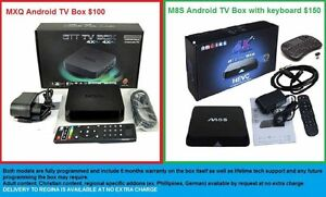 LOCAL SELLER Android TV Boxes FREE MOVIES, TV & SPORTS