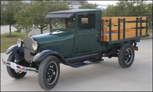 1928-1929 Ford Model A Truck