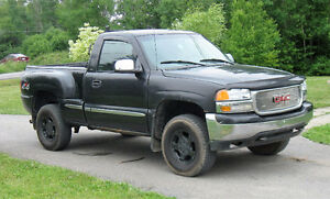 2000 GMC Sierra 1500 Stepside - EXCELLENT HUNTING TRUCK