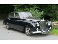 1958 Bentley S1 James Young Saloon B10