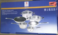 New J.A. Henckels Rapture 10 Piece Cookware Set City of Toronto Toronto (GTA) Preview