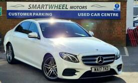 image for 2017 Mercedes-Benz E Class 2.0 E220d AMG Line G-Tronic+ (s/s) 4dr Saloon Diesel