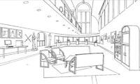 JAN. 14 - INTERIOR DESIGN / ARCHITECTURE: PERSPECTIVE DRAWING!