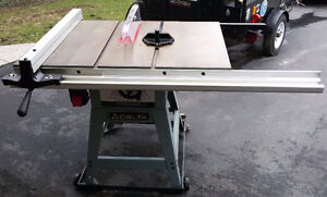 """Delta - 10"""" Professional Table Saw"""