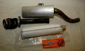 Silencieux White Bros E-Series Exhaust Honda XR650R / XR650L West Island Greater Montréal image 2