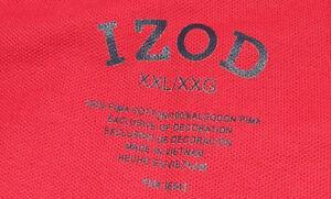 Izod 100% Pima Cotton Shirt - $20.00 Belleville Belleville Area image 4