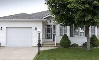Beautiful 2 bedroom, 2 bathroom bungalow!