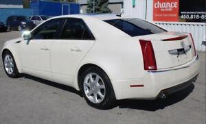 Cadillac CTS4 Etat Showroom, avec garantie Titane