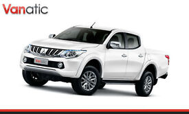 2017/66 Mitsubishi L200 Warrior Double Cab DI-D 178 Series 5 4WD