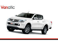 2016/16 Mitsubishi L200 Warrior Double Cab DI-D 178 Series 5 4WD