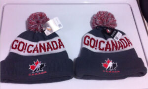 ***BRAND NEW*** Team Canada Toques for Sale