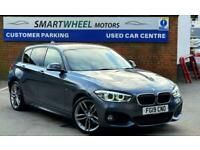 2019 BMW 1 Series 1.5 118i GPF M Sport Sports Hatch Auto (s/s) 5dr Hatchback Pet