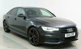 image for 2014 Audi A6 2.0 TDI ULTRA BLACK EDITION 4d 188 BHP Saloon Diesel Manual