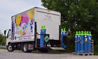 Helium Tank Rentals and Balloons! Lowest Price Guarantee.
