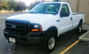 2006 Ford F-250 4x4 Super Duty - Low Kms