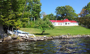 Beautiful Waterfront Property on SJ river in New Brunswick!